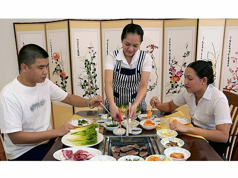 Dubai s top 11 authentic korean restaurants for Seoul garden korean restaurant