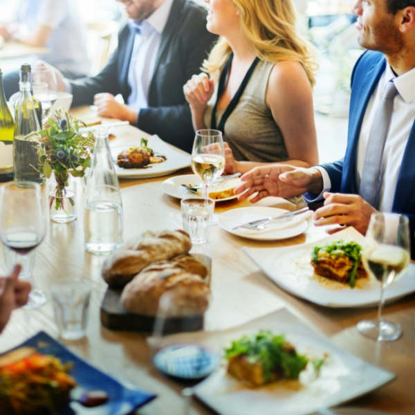 Top Business Lunches