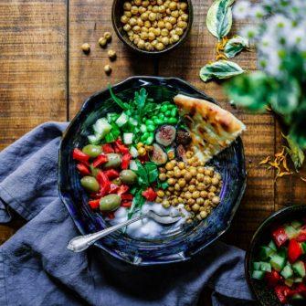 Dubai's top vegan restos