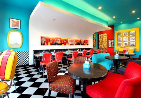Dubai's Top Themed Restos